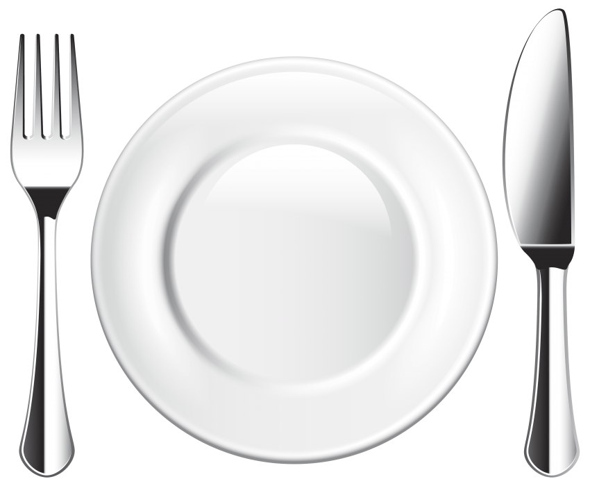 image Napkin clipart plate napkin. Knife and fork png.