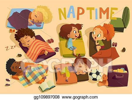 royalty free Clip art vector time. Naptime clipart nap mat.