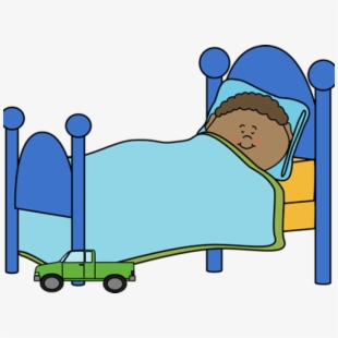 jpg freeuse library Tired preschool child sleeping. Naptime clipart sleepin.