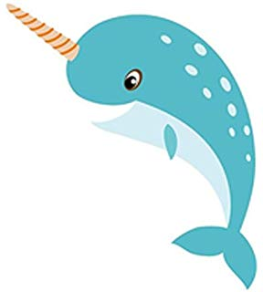 svg download Narwhal clipart cute. Huge collection of download.