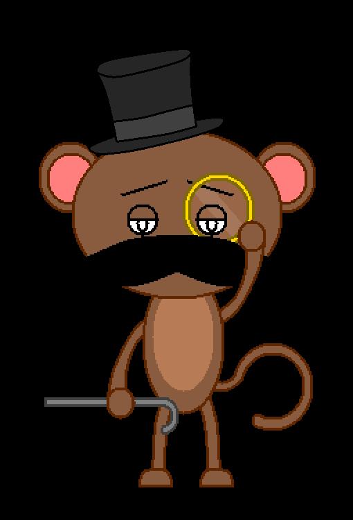 jpg free Dapper Monkey by ValkyrieKago on DeviantArt