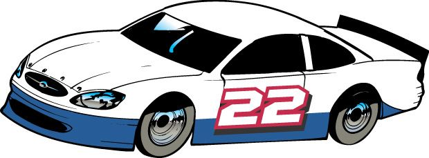 picture transparent download Nascar clipart. Free cars clipartfest racing