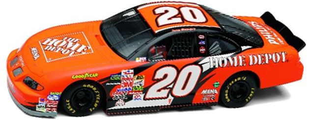 image Nascar clipart home depot. Depotrace car png free.