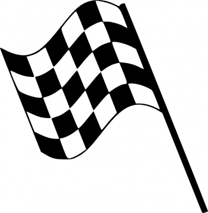 clip black and white download Nascar clipart race road.  track clipartlook.