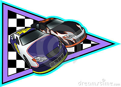jpg freeuse download Free download on webstockreview. Nascar clipart raceway.