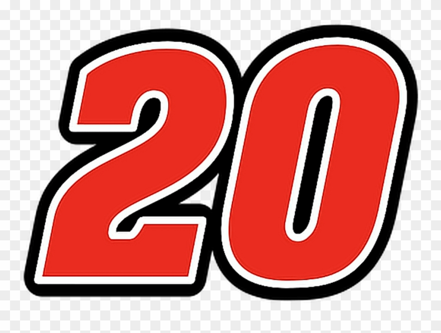 svg black and white library Nascar clipart red. Font number rojo numeral.