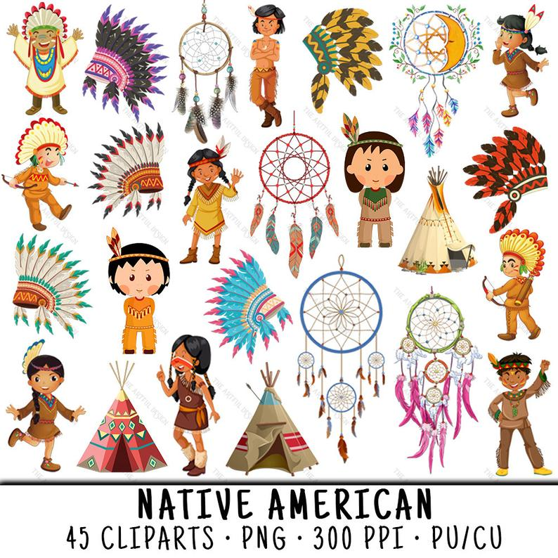 graphic free stock Png indian dreamcatcher clip. Native american clipart