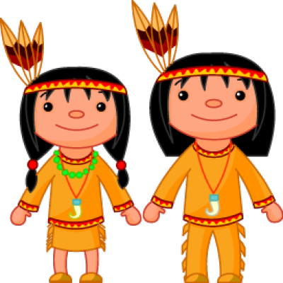 banner black and white stock Couple pinterest clip art. Native american clipart