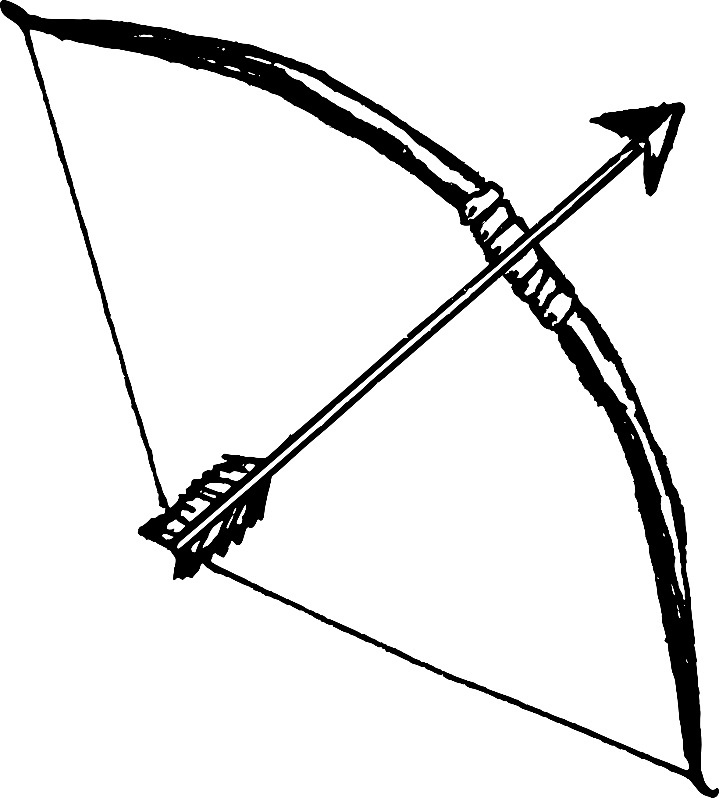 transparent Indian Arrow Drawing at GetDrawings