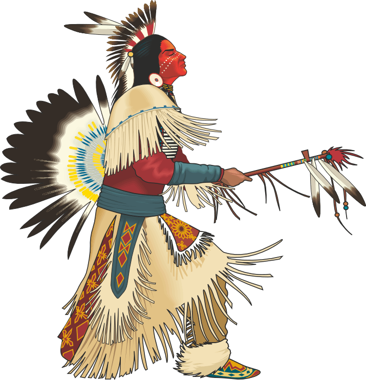 clip art download Drums along the hudson. Native american clipart dancing.