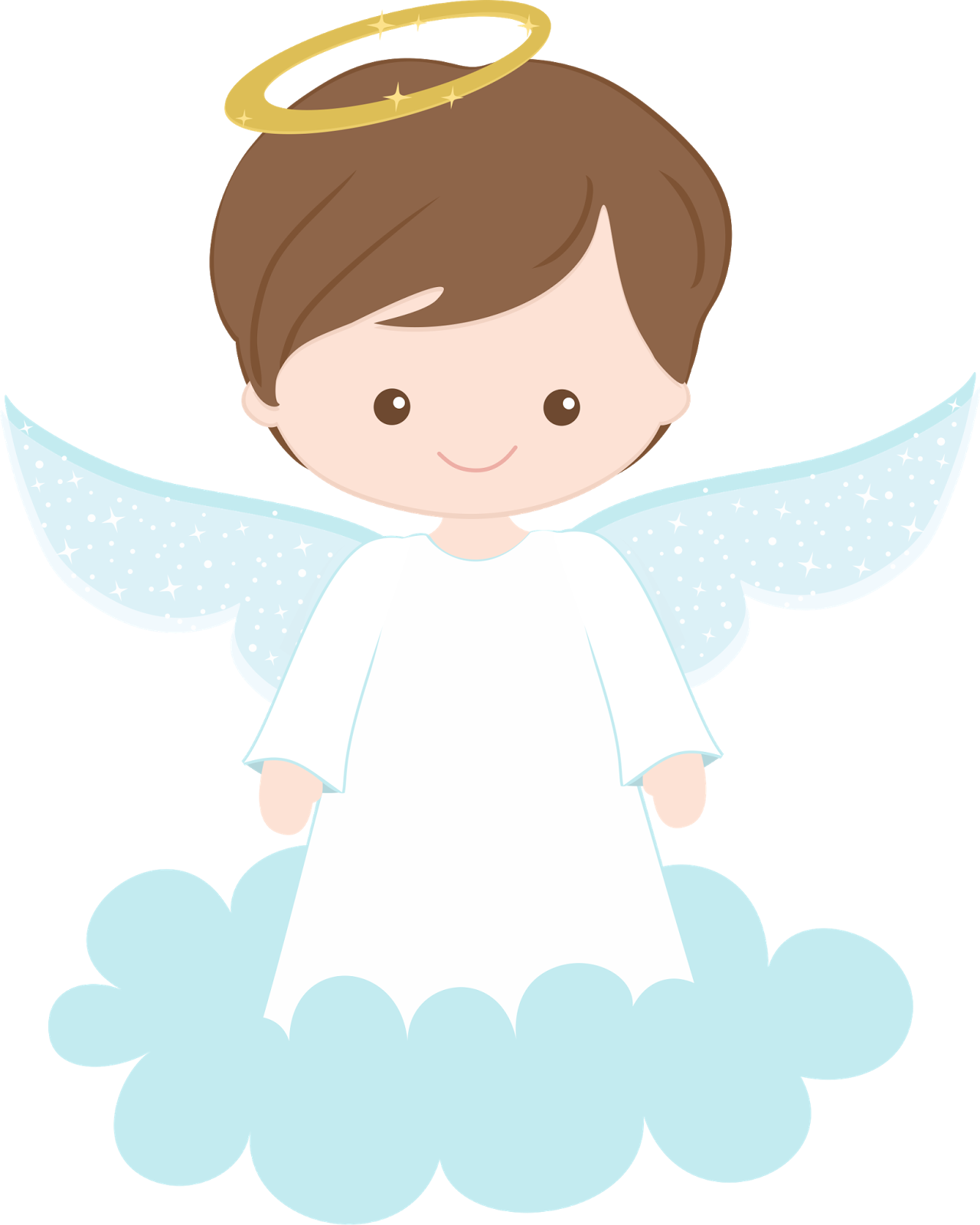 clip black and white library Nativity clipart angel. Mais pinteres clipartangel .