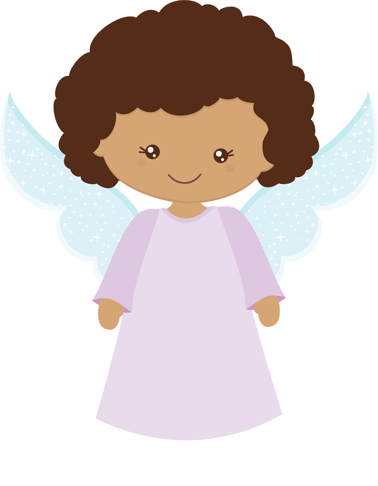 clipart royalty free download Help festas e personalizados. Nativity clipart angel.