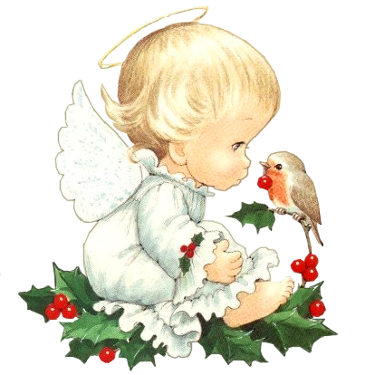 black and white stock Cute christmas baby with. Nativity clipart angel.