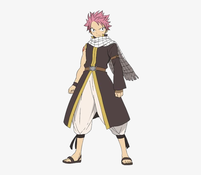 freeuse library Dragneel from fairy tail. Natsu transparent.