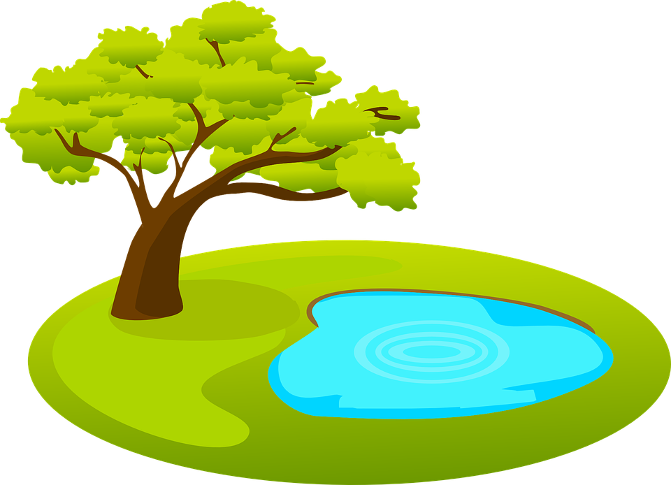 svg free download Pond free on dumielauxepices. Nature clipart.