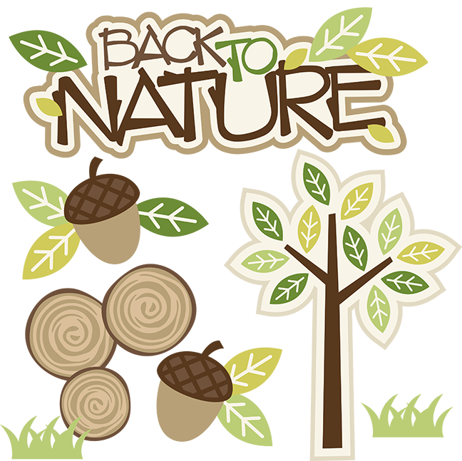 banner black and white download Nature clipart outdoors. Back to svg files.
