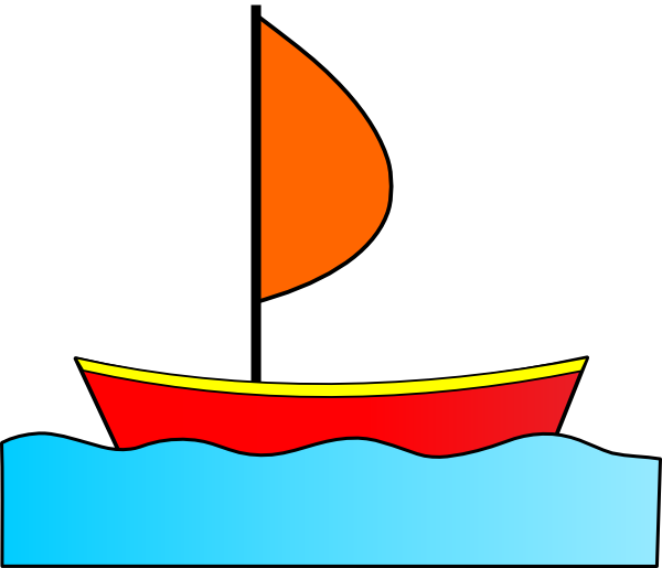 jpg library Yacht clipart fast boat. Sailing at getdrawings com