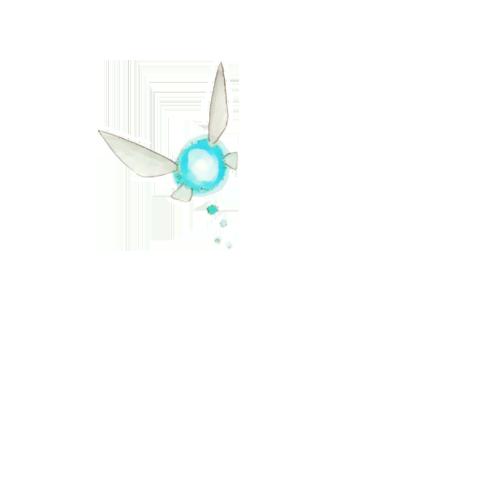 vector Navi transparent. Link my stuff nintendo