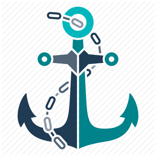 png black and white download Sea anchor free on. Navy clipart