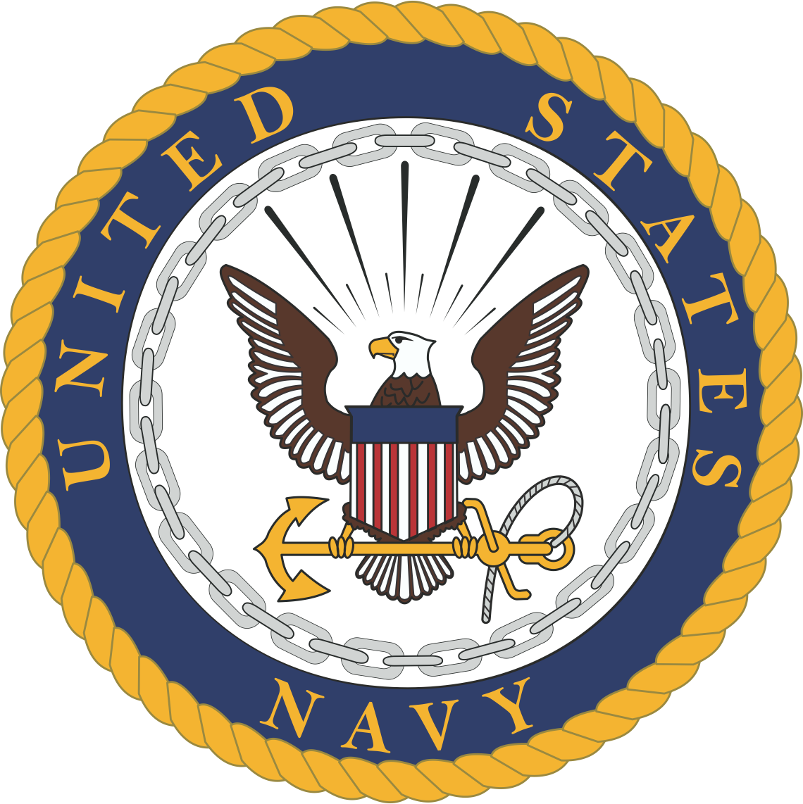 library Military logos united states. Navy clipart emblem.