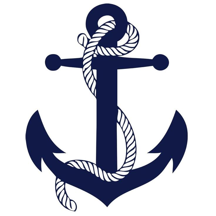 graphic royalty free library Symbol free download best. Navy clipart nautical.