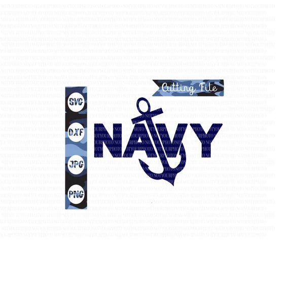 image royalty free download Anchor us nautical silhouette. Navy svg clip art