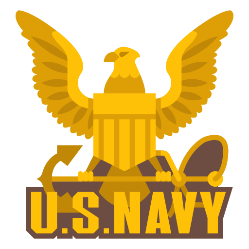 png stock Us Navy Icon Free