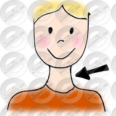 picture royalty free download Picture for classroom therapy. Neck clipart