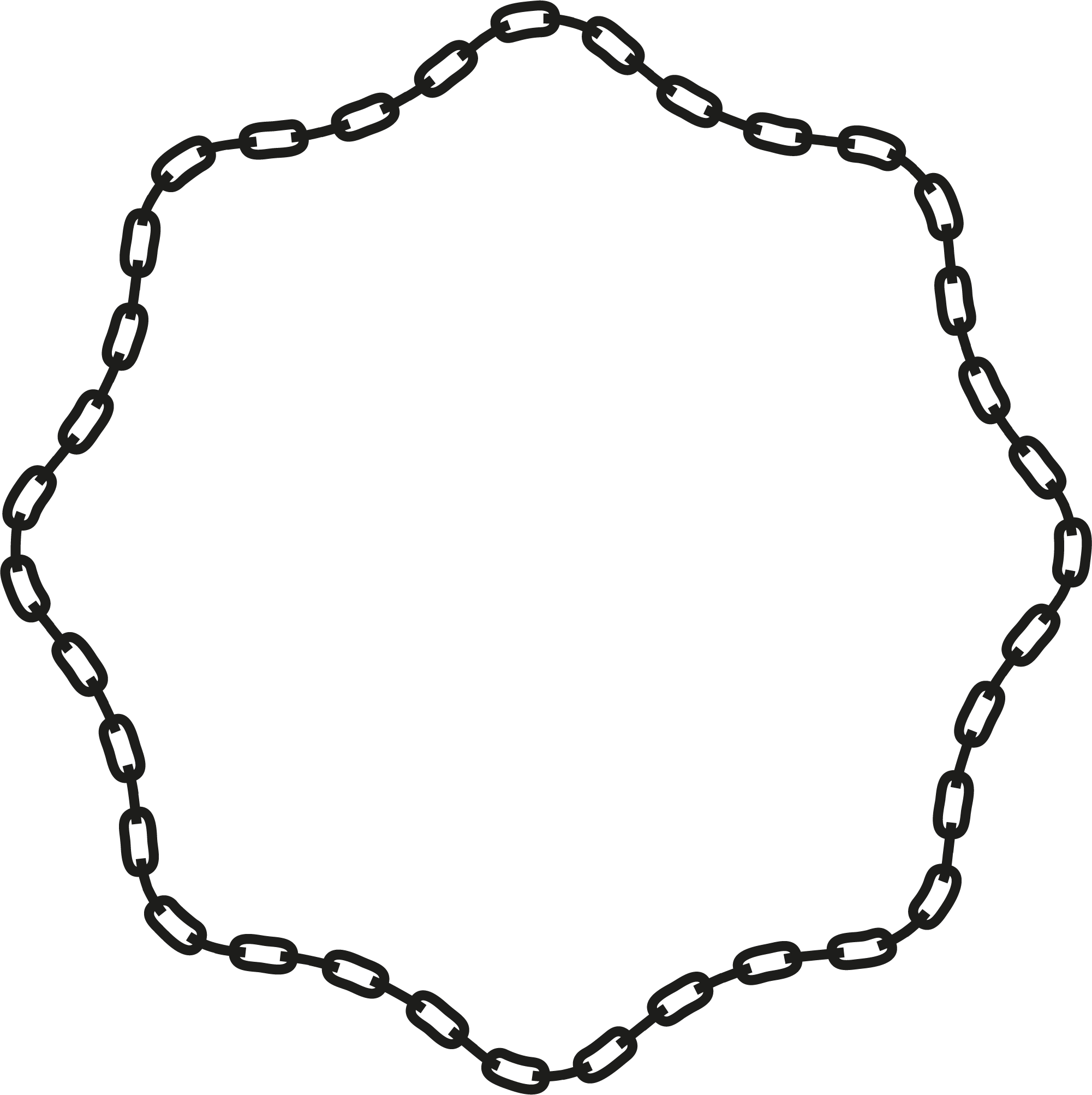 clipart black and white library Royalty free clip art. Drawing rope chain