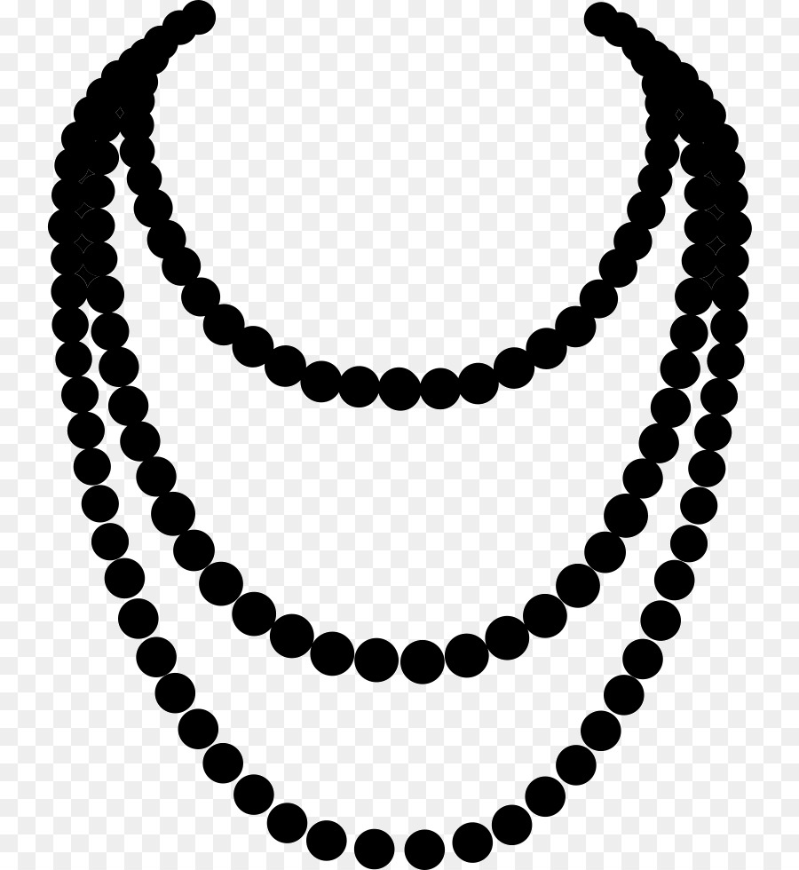image royalty free Pattern background black product. Necklace clipart.