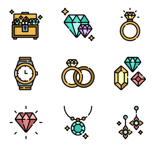 clip royalty free library Jewelry clipart jewelry maker Cute Borders