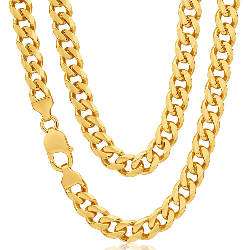 picture stock Pure Gold Chain PNG Transparent Image