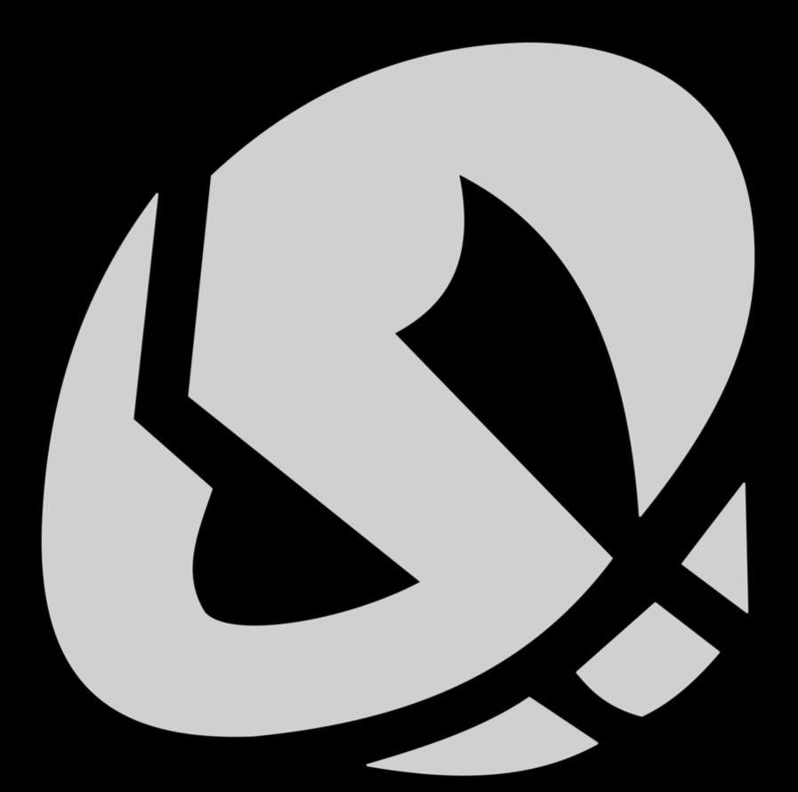 vector royalty free download Team logo by lostcause. Vector emblem skull