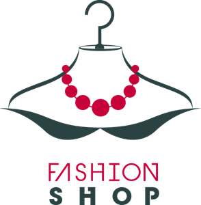graphic royalty free stock fashion shop necklace Logo Vector