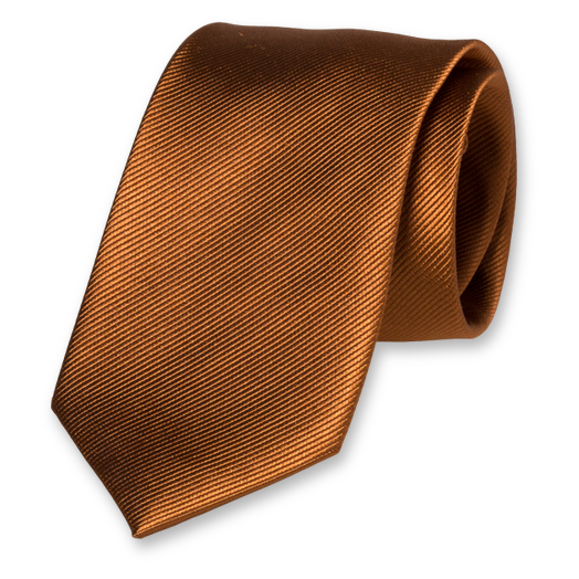 clipart transparent library Silk light brown tie