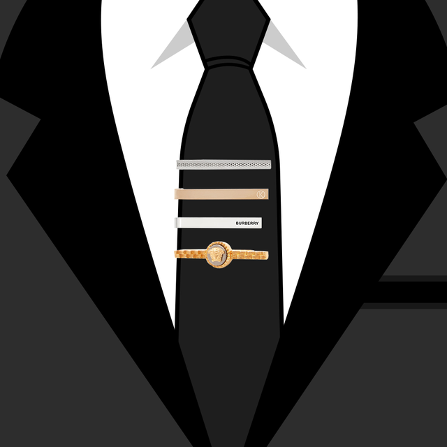 clip art stock necktie clip good #138189327