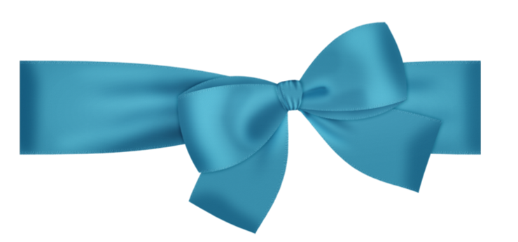 picture black and white library Paper Ribbon Blue Clip art