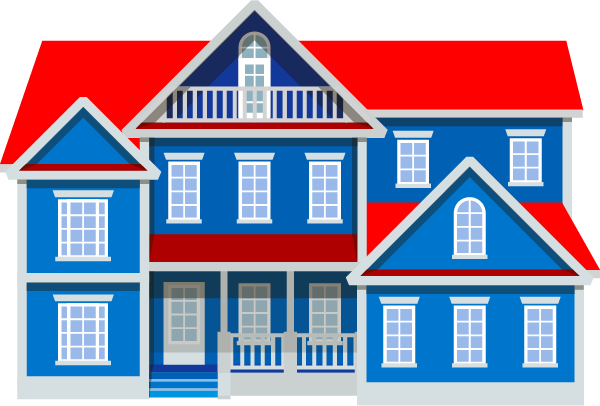 picture free download Neighborhood clipart duplex. Property types we buy.