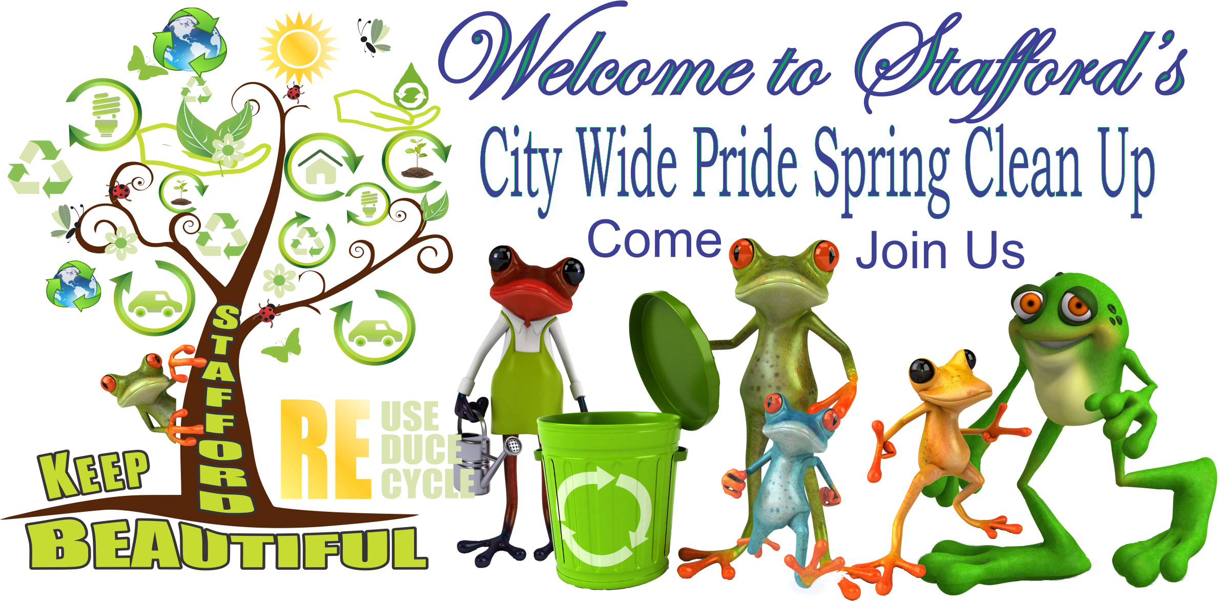 clip art library library City wide pride spring. Neighborhood clipart neighborhood cleanup.