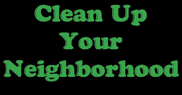 vector royalty free library Nbjenglish identity environment external. Neighborhood clipart neighborhood cleanup.