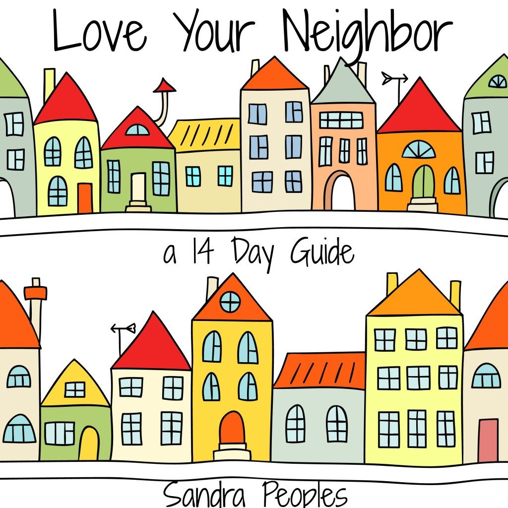 image transparent download Neighbors clipart line house. Love your neighbor a