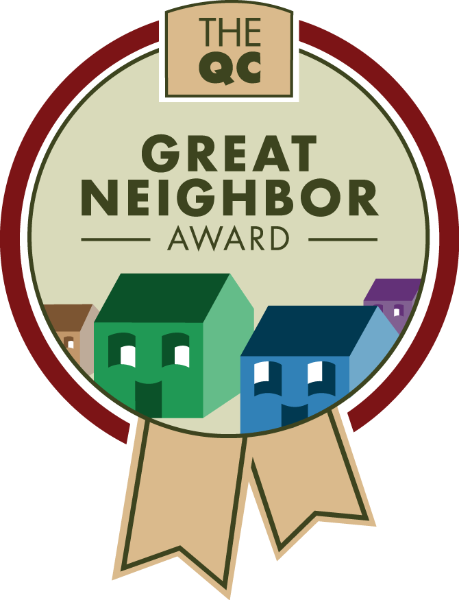 graphic library download Neighbors clipart neighborhood meeting. Great neighbor award queen.