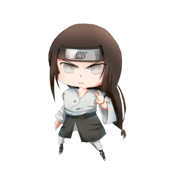 clip art transparent stock Neji Hyuga by kdareena on DeviantArt