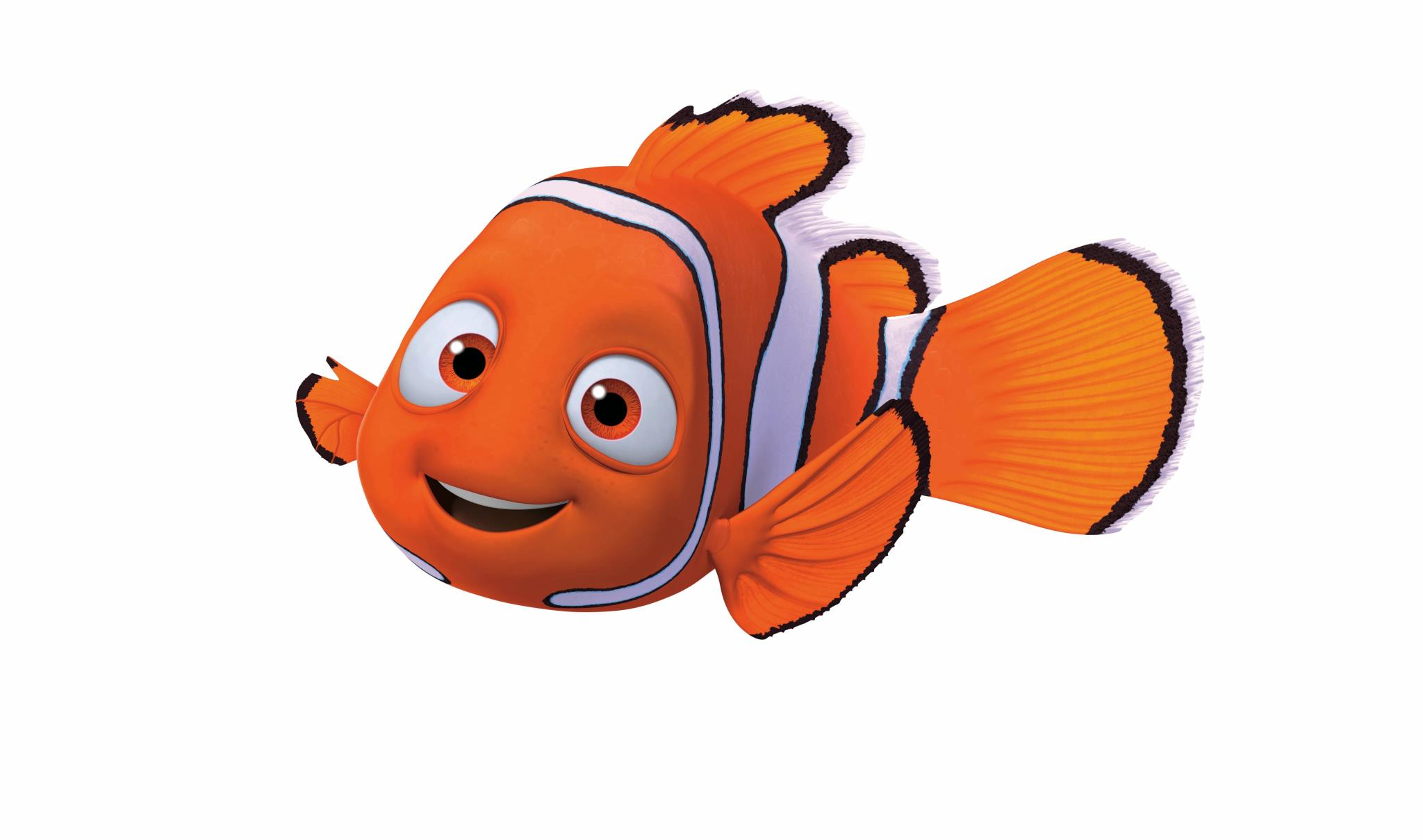 image black and white Free cliparts download clip. Nemo clipart