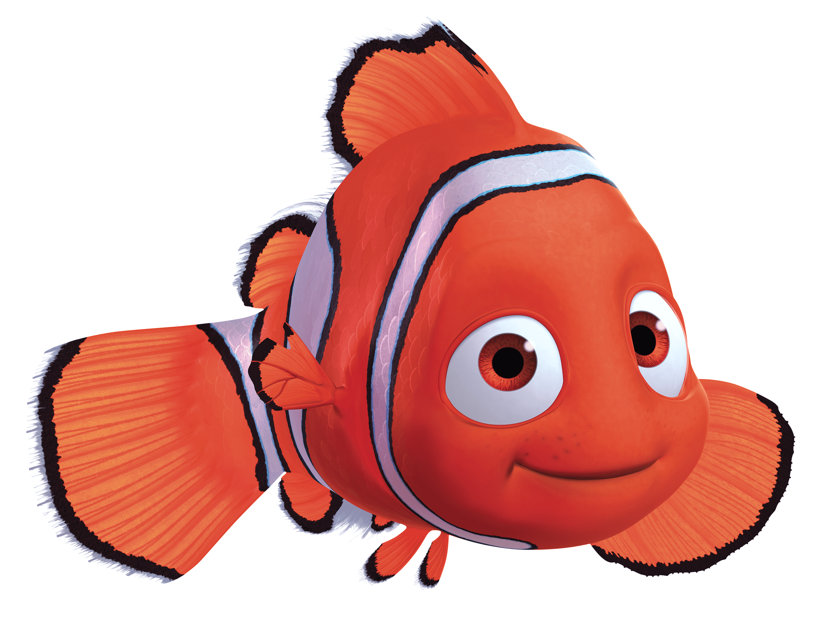 vector freeuse library Pixar transparent png stickpng. Nemo clipart