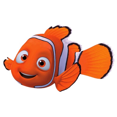 graphic black and white finding nemo clipart nemo close up transparent png stickpng music