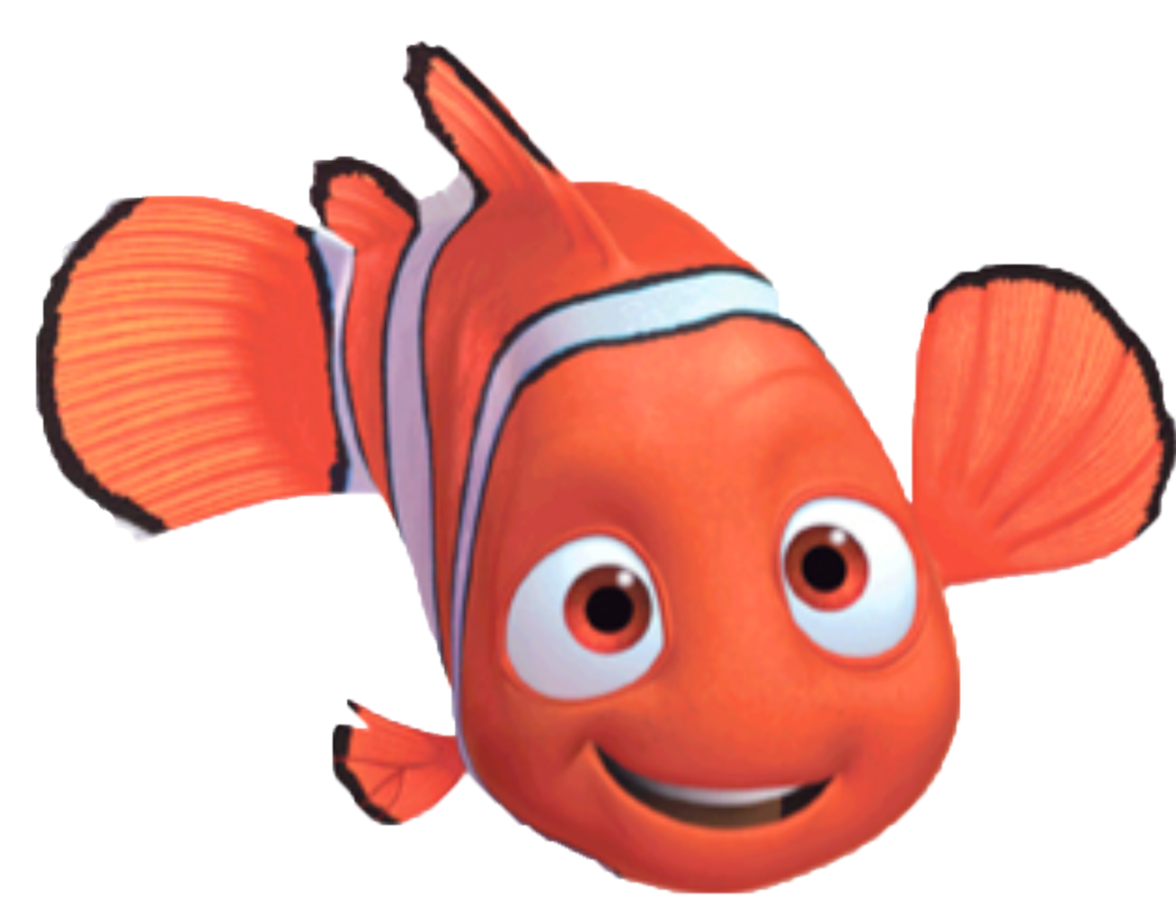jpg free library Finding Nemo Characters Clipart