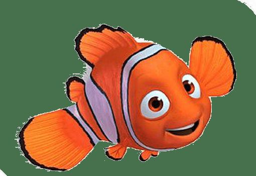 clipart transparent Nemo Side View transparent PNG