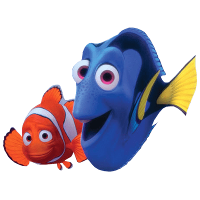 banner freeuse library Finding Nemo transparent PNG images