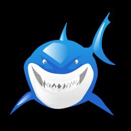 svg freeuse Shark Animal Fish